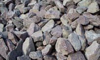 granitinė skalda